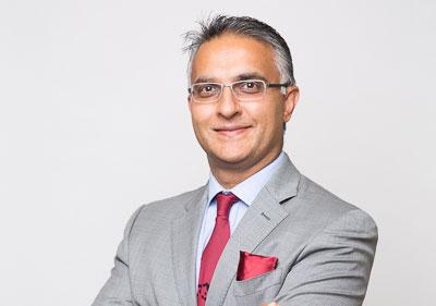 Dr. Saj Jivraj