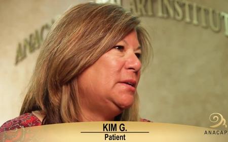 Kim - Patient Testimonial