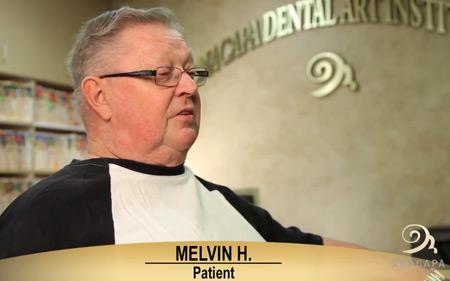 Melvin - Patient Testimonial